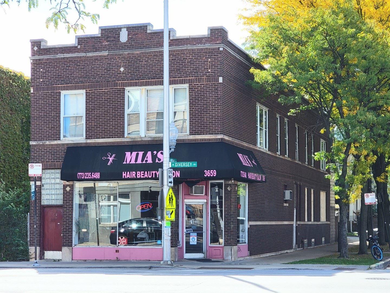 3659 W Diversey Avenue, Chicago, IL 60647 - #: 11201234