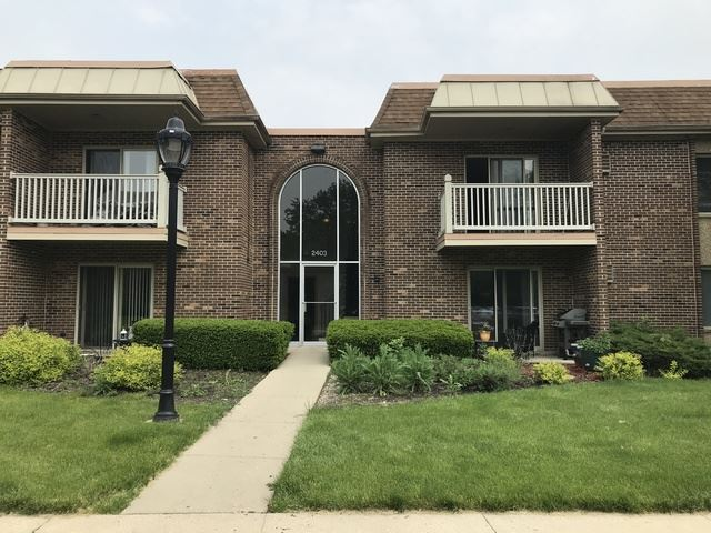 2403 N Kennicott Drive UNIT 2B, Arlington Heights, IL 60004 - #: 10407235
