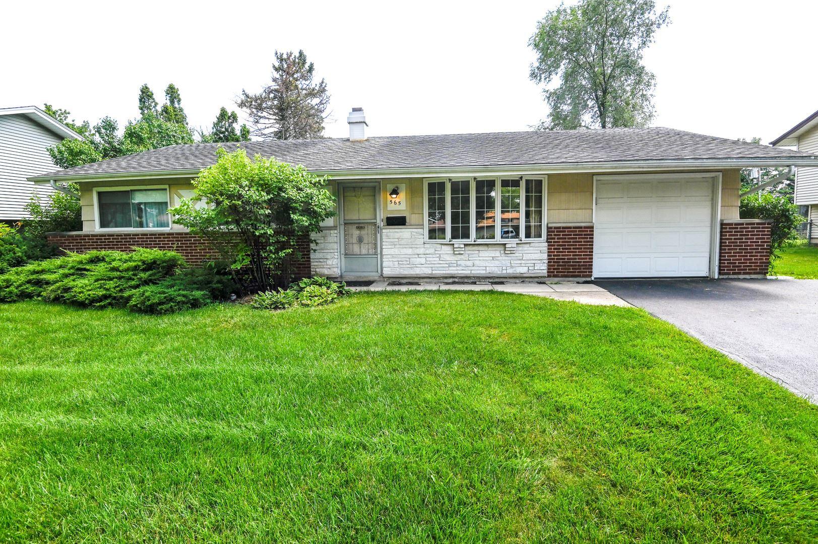 565 Amherst Lane, Hoffman Estates, IL 60169 - #: 11149235