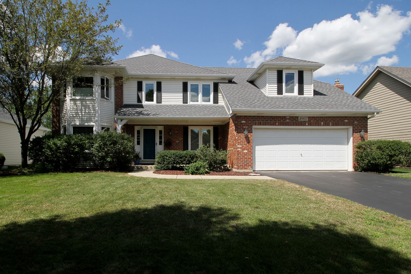 4907 clearwater Lane, Naperville, IL 60564 - #: 10808236
