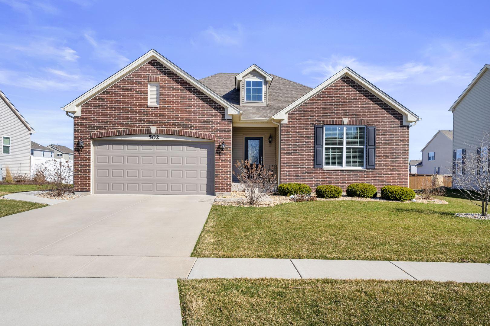 Photo of 502 Northgate Lane, Shorewood, IL 60404 (MLS # 11040236)