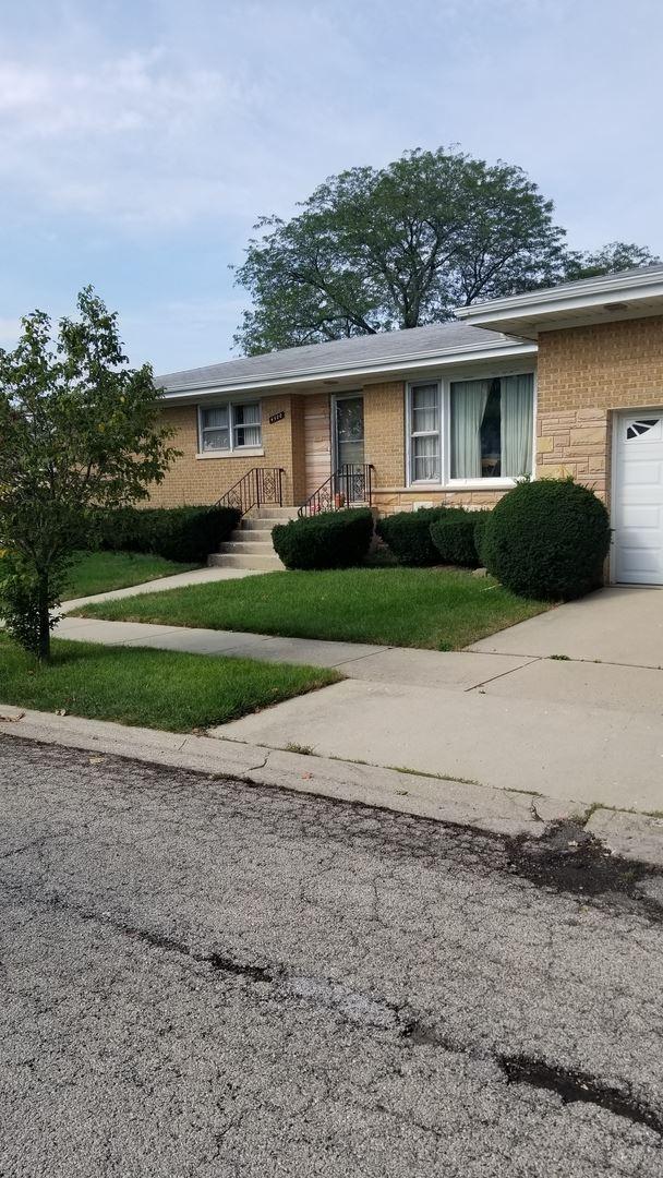 4500 N Plainfield Avenue N, Norridge, IL 60706 - #: 11225236