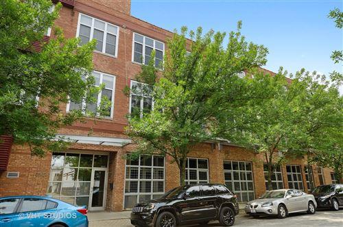 Photo of 2111 W CHURCHILL Street #110, Chicago, IL 60647 (MLS # 11170237)