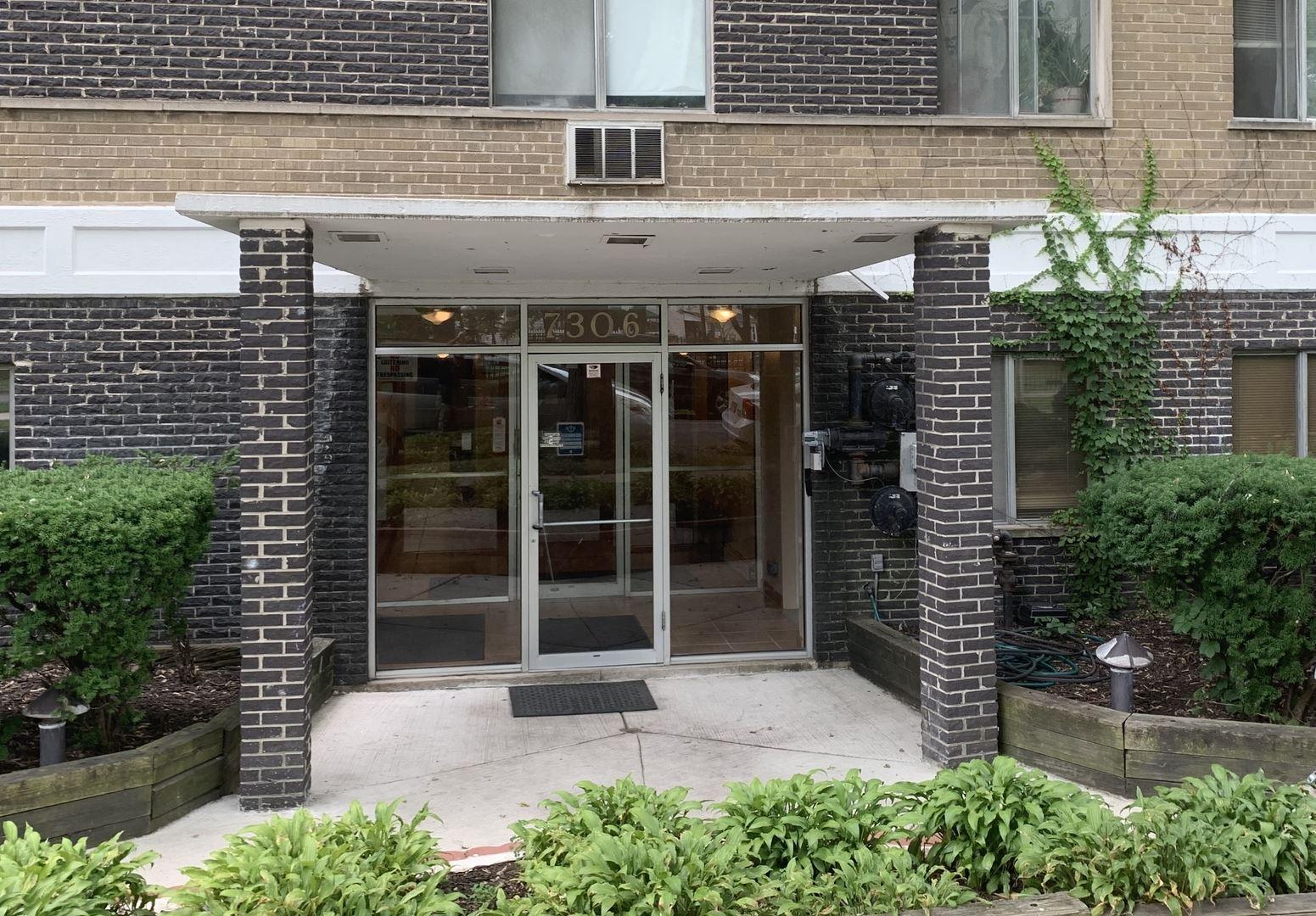 7306 N Winchester Avenue #302, Chicago, IL 60626 - #: 10708237