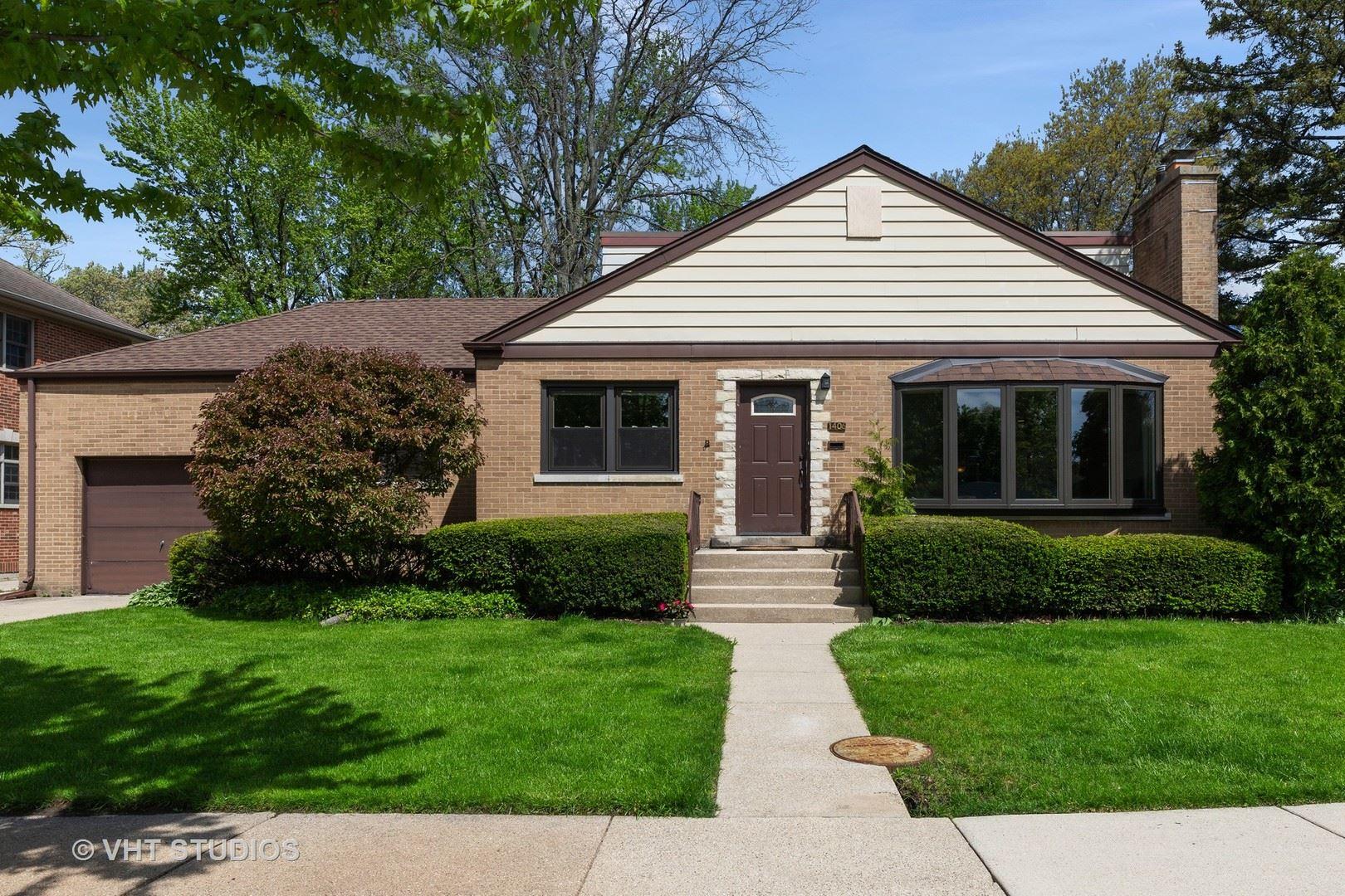 1406 Park Ridge Boulevard, Park Ridge, IL 60068 - #: 10760237