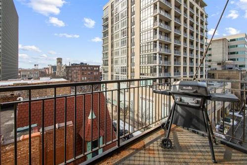 Tiny photo for 221 East Cullerton Street #501, Chicago, IL 60616 (MLS # 10637238)