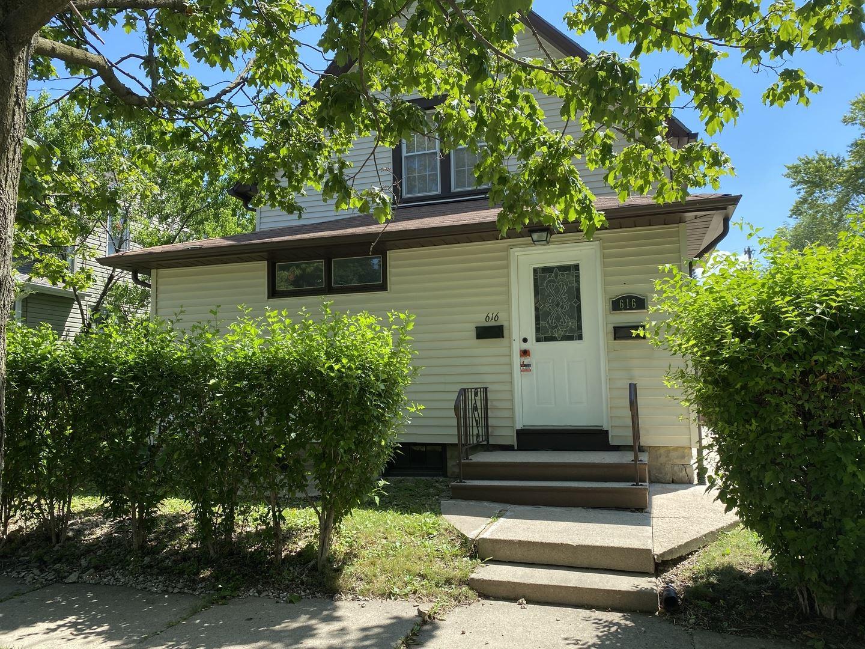 Photo of 616 Vine Street #1, Joliet, IL 60435 (MLS # 10943238)