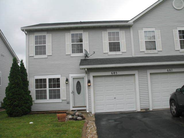 Photo of 685 S Shannon Drive, Romeoville, IL 60446 (MLS # 11153238)