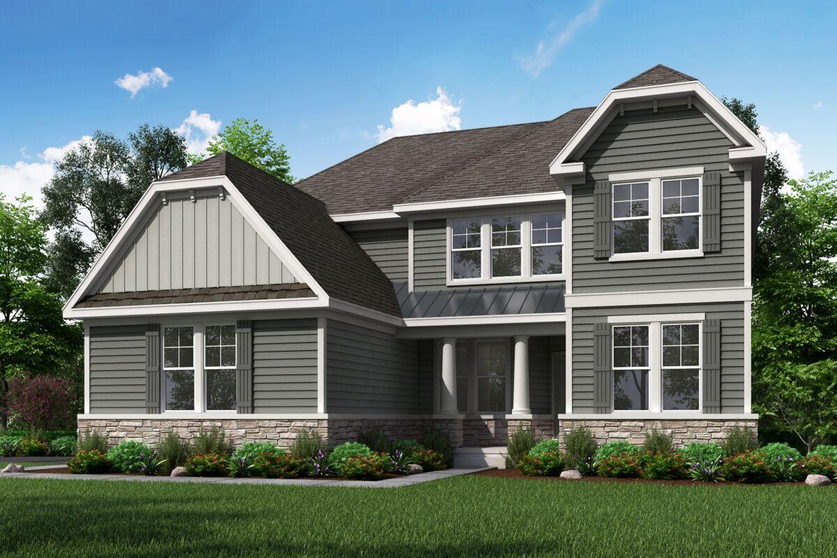 24629 N Blue Grass Lot #33 Court, Lake Barrington, IL 60010 - #: 11174238