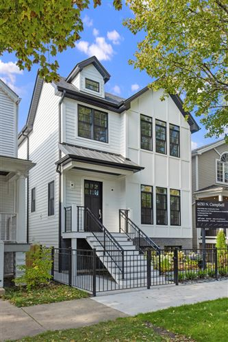 Photo of 3849 N Bell Avenue, Chicago, IL 60618 (MLS # 11219239)