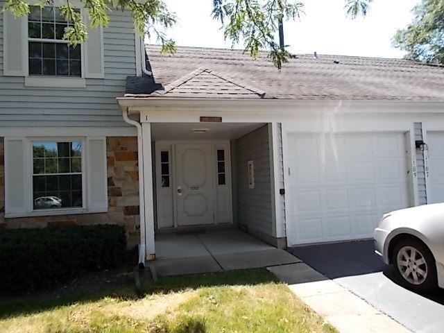 1183 AUBURN Lane #1183, Buffalo Grove, IL 60089 - #: 10923239