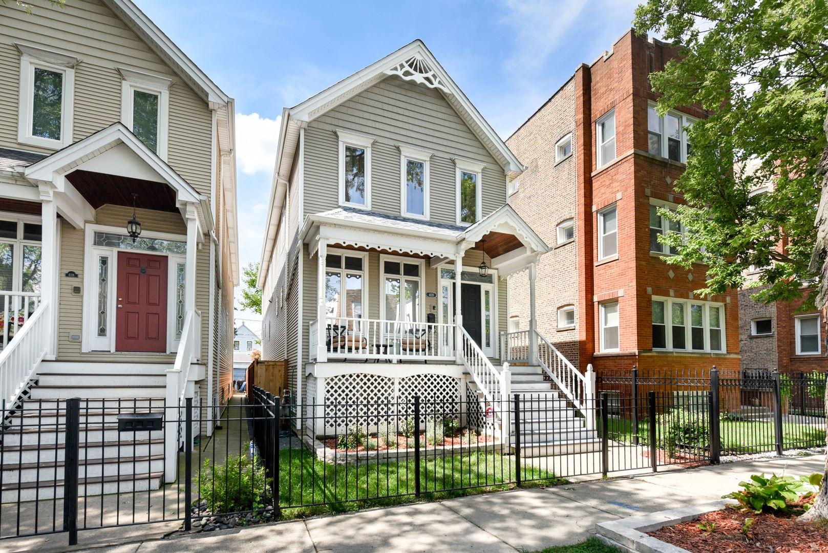 4120 N Whipple Street, Chicago, IL 60618 - #: 11211239