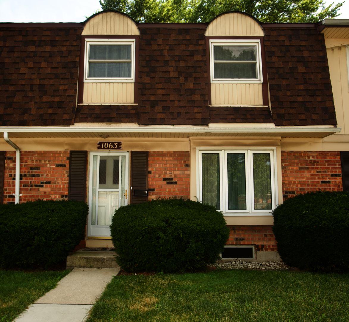 1063 Euclid Lane, Richton Park, IL 60471 - #: 10768240