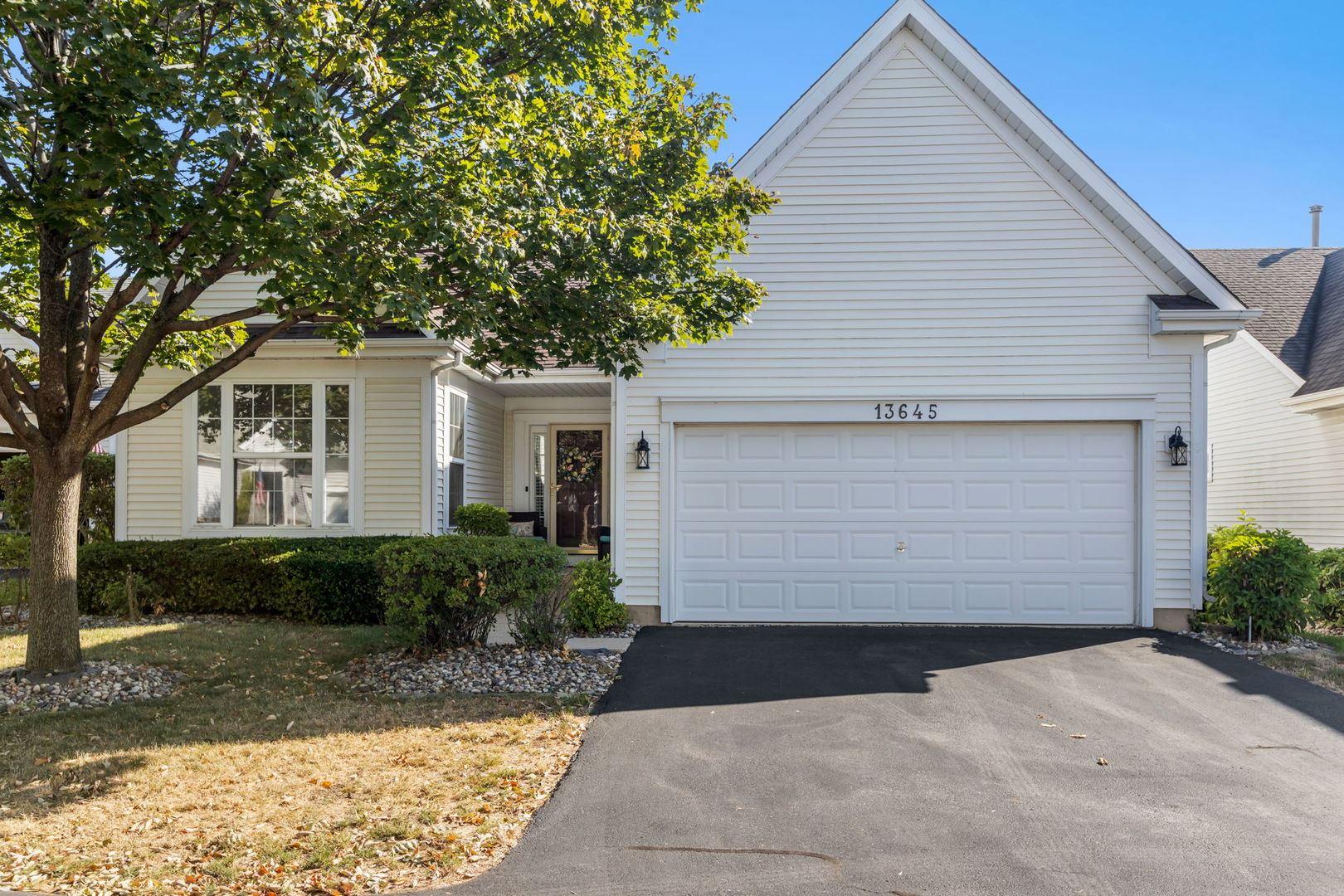 13645 S Redbud Drive, Plainfield, IL 60544 - #: 11223241