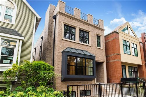 Photo of 1725 N Wood Street, Chicago, IL 60622 (MLS # 10919243)