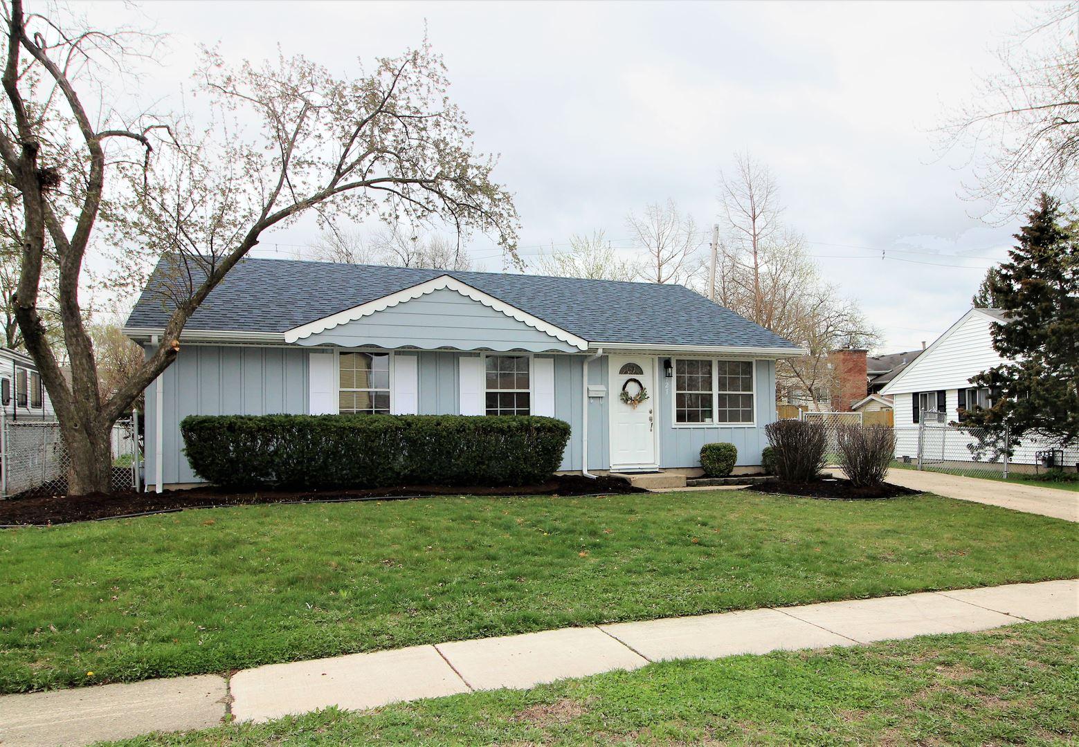 Photo of 727 Geneva Avenue, Romeoville, IL 60446 (MLS # 11049243)