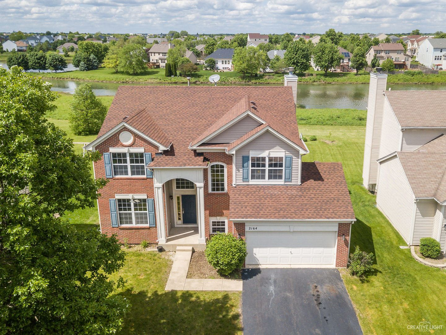 2164 Wilson Creek Circle, Aurora, IL 60503 - #: 10730244