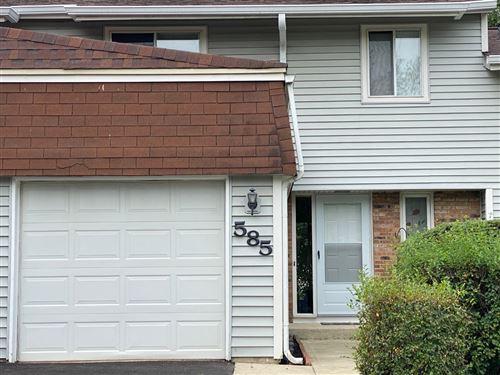 Photo of 585 Sharon Way, Bolingbrook, IL 60440 (MLS # 10811245)