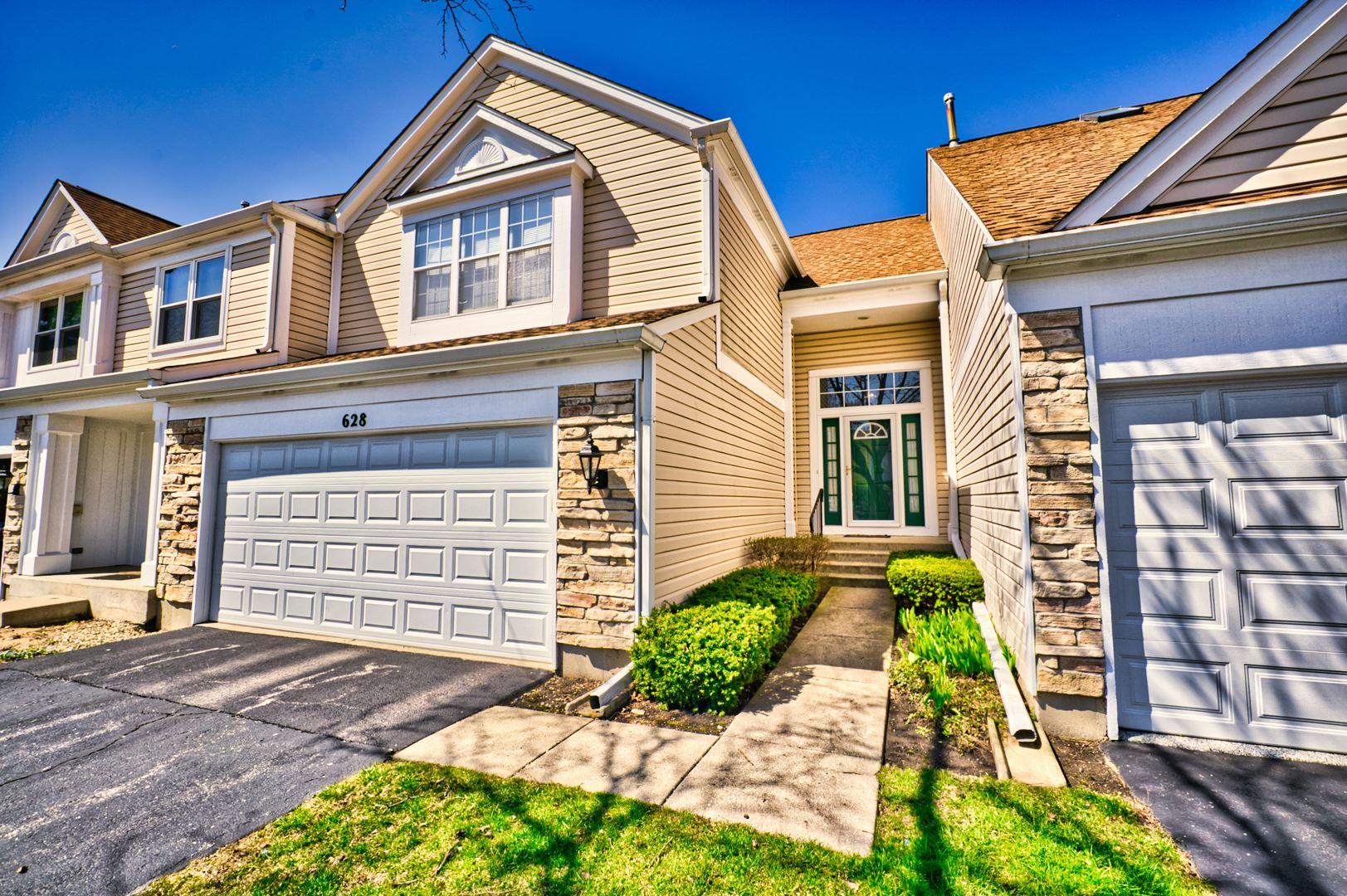 628 N CHARTER HALL Drive, Palatine, IL 60067 - #: 10693245