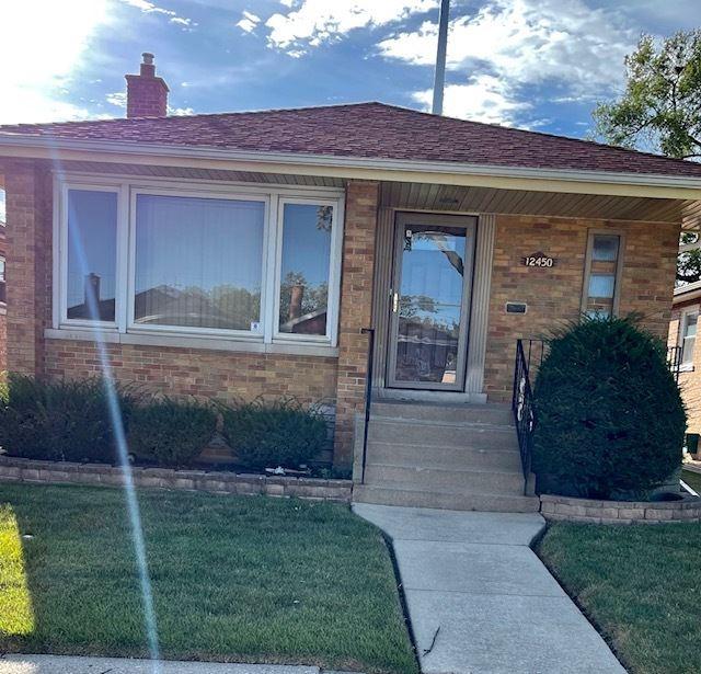 12450 S Justine Street, Calumet Park, IL 60827 - #: 11230245