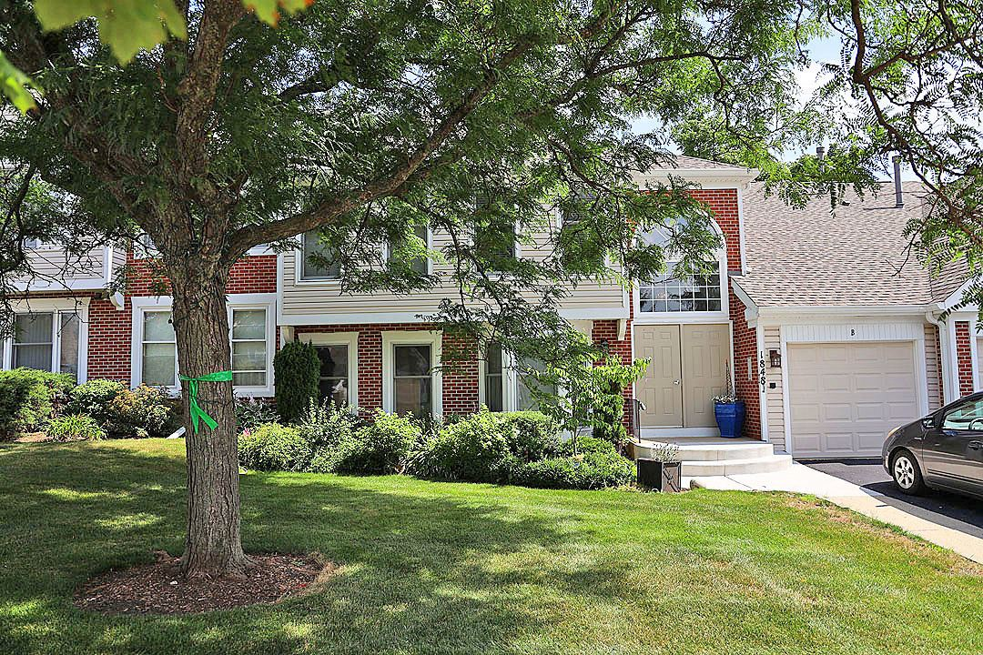 1848 Fox Run Drive #A, Elk Grove Village, IL 60007 - #: 10791247