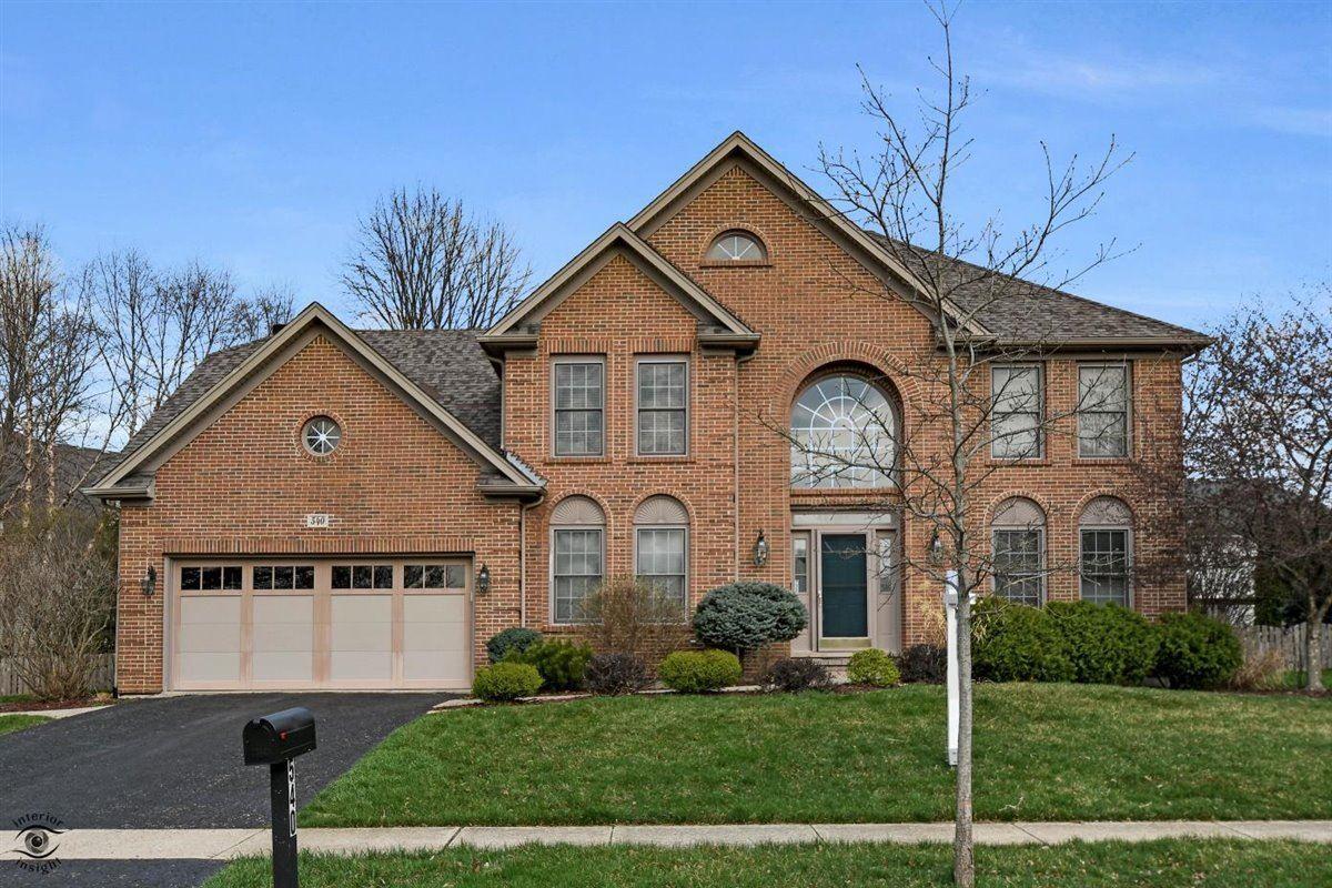 Photo of 540 Arbor Lane, Oswego, IL 60543 (MLS # 11029248)