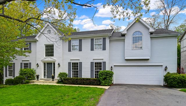 833 Merrill Woods Road, Hinsdale, IL 60521 - #: 10336249
