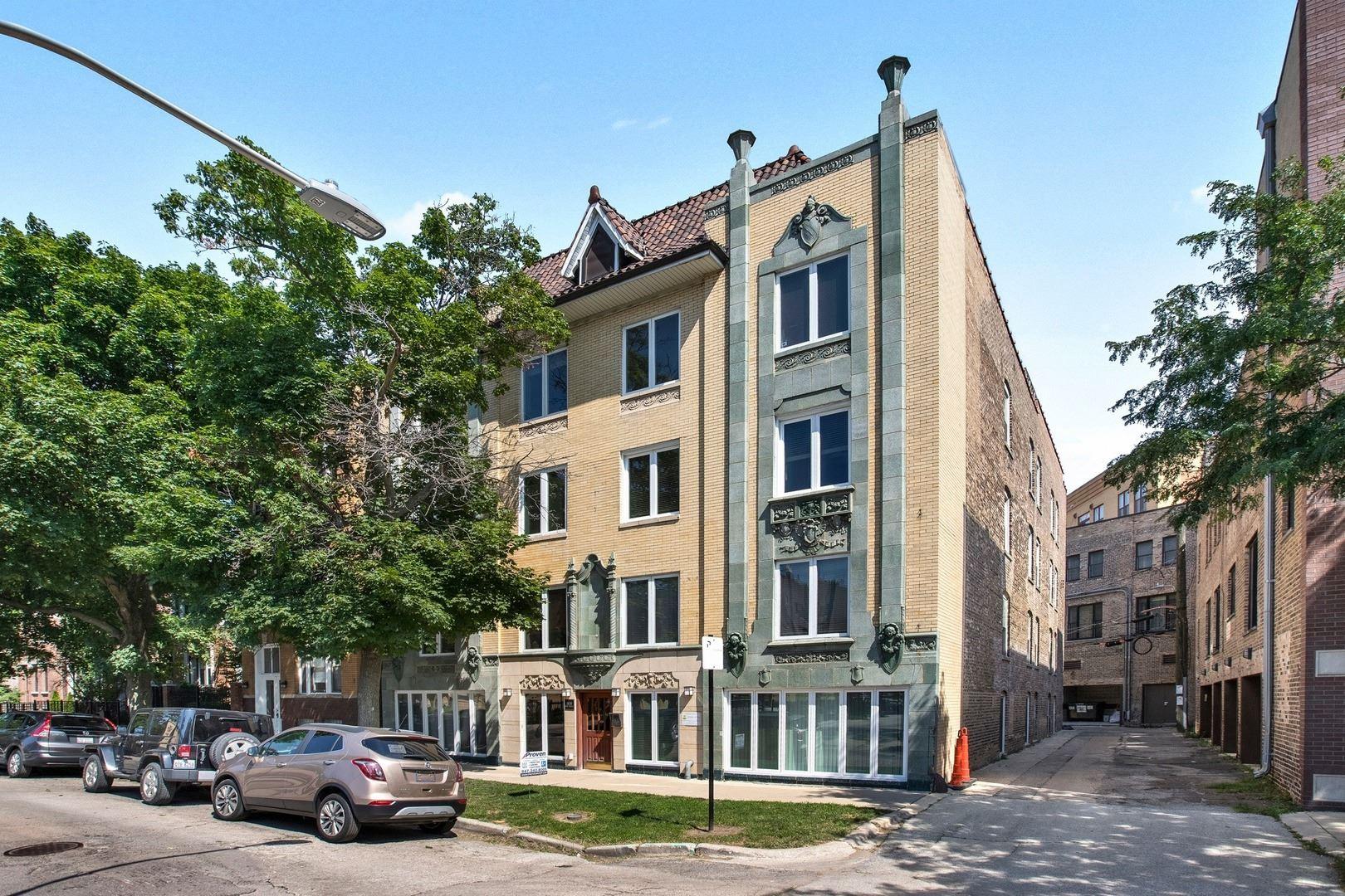 1636 W Melrose Street #404, Chicago, IL 60657 - #: 10962249