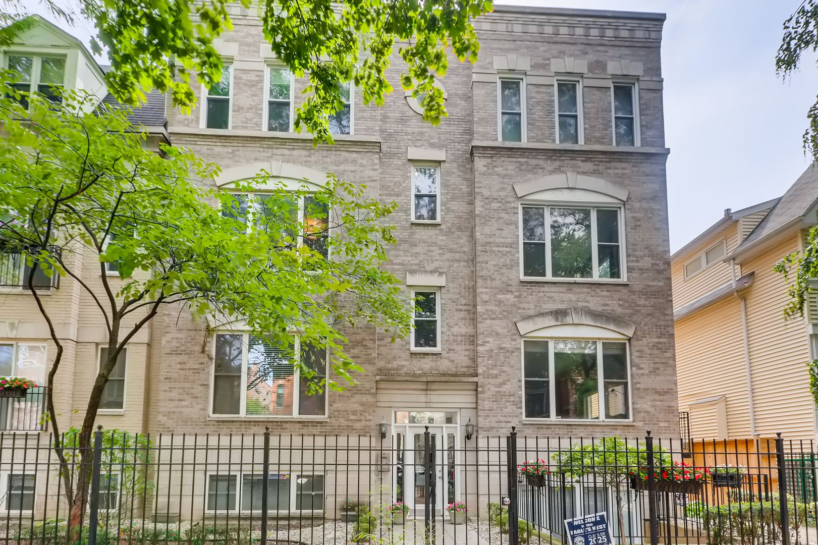 823 W Lill Avenue #1N, Chicago, IL 60614 - #: 11244249