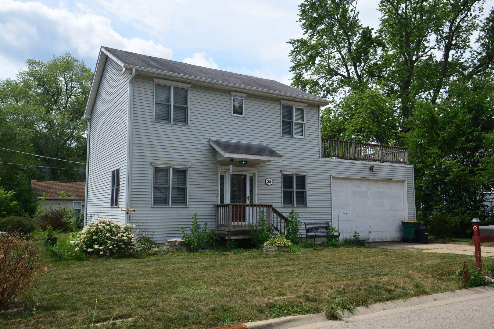 35 Covington Road, Fox Lake, IL 60020 - #: 11152250