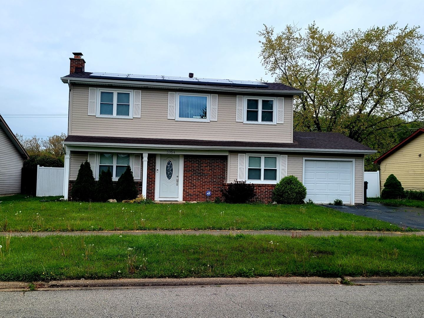 Photo for 5964 WOODGATE Drive, Matteson, IL 60443 (MLS # 11092251)