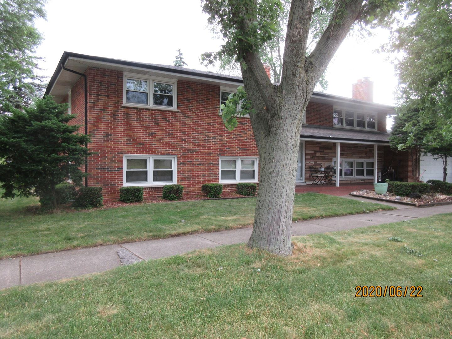 4900 W 92nd Street, Oak Lawn, IL 60453 - #: 10734252