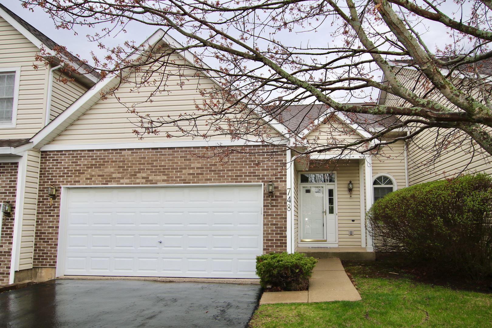 748 Duvall Drive, Woodstock, IL 60098 - #: 11057253