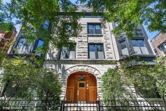 814 W Roscoe Street #2E, Chicago, IL 60657 - #: 10771254