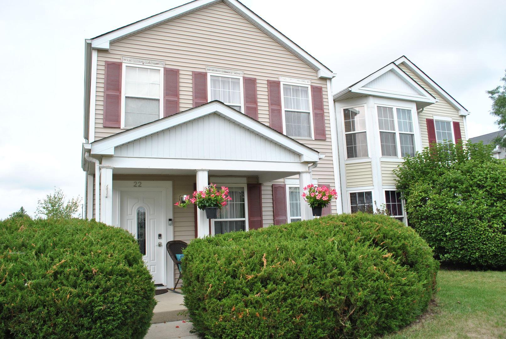 Photo of 22 Harmony Lane, Romeoville, IL 60446 (MLS # 10882254)