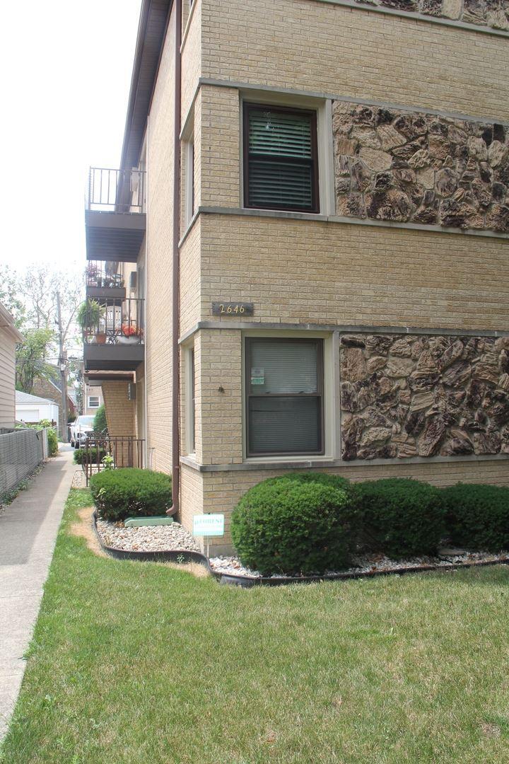 2646 N 72nd Court #3E, Elmwood Park, IL 60707 - #: 10793255