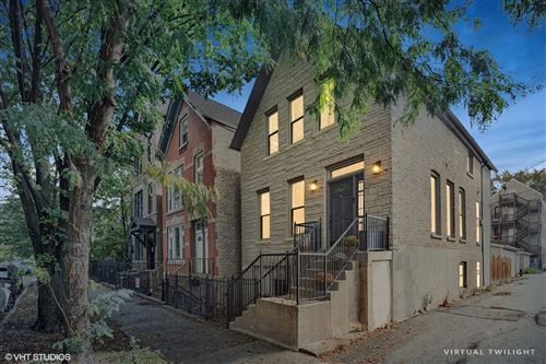 Photo of 2247 W SHAKESPEARE Avenue, Chicago, IL 60647 (MLS # 11248256)