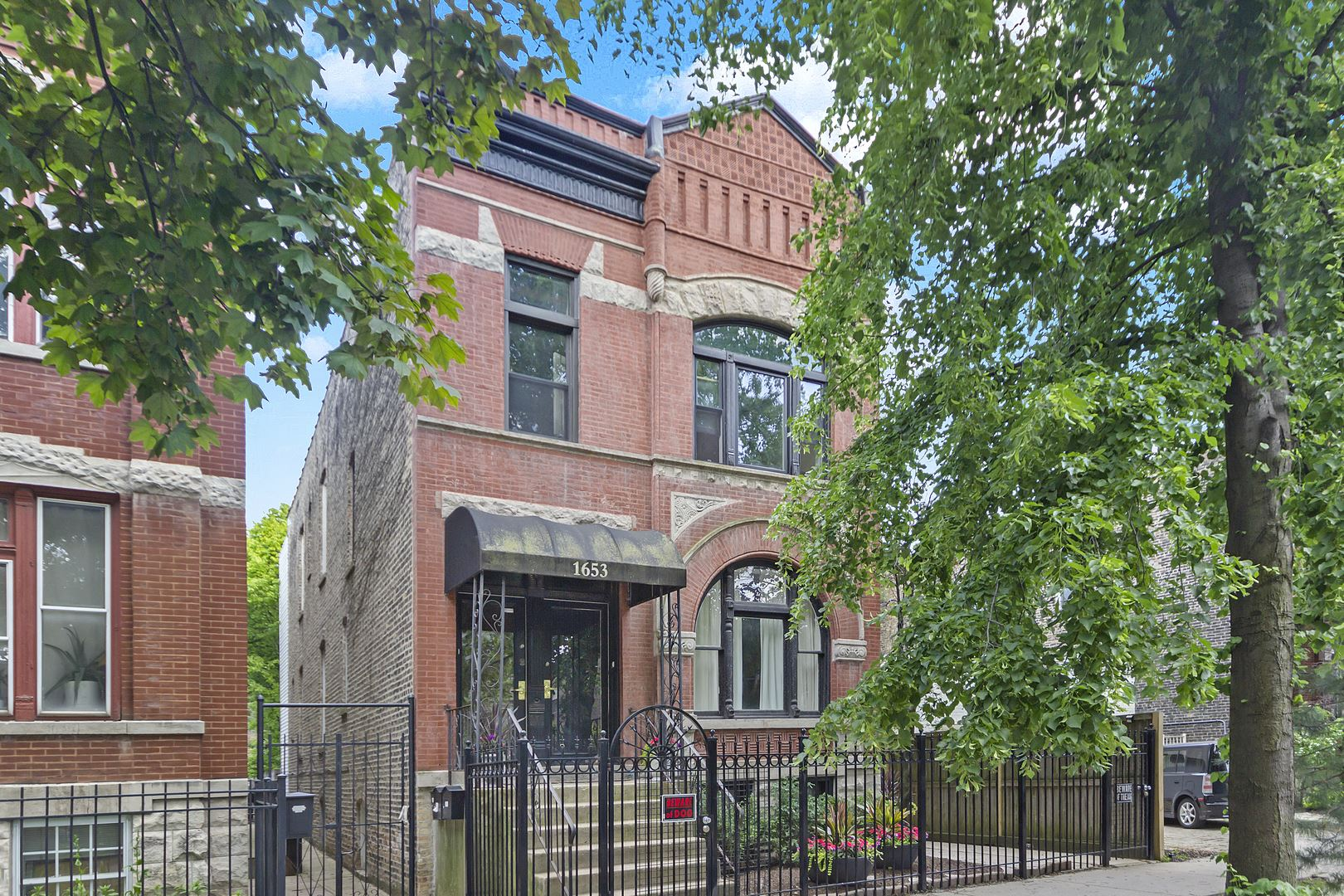 1653 N BELL Avenue, Chicago, IL 60647 - #: 10749256