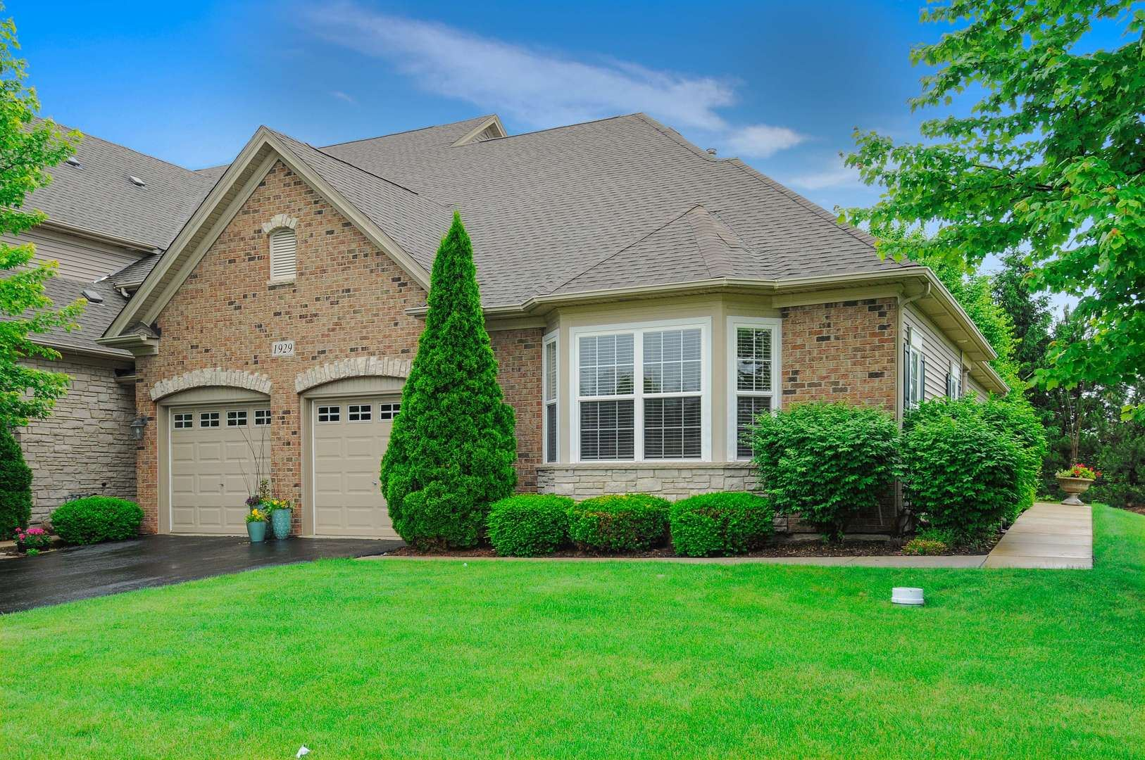 1929 Turtle Creek Court, Aurora, IL 60504 - #: 10789257