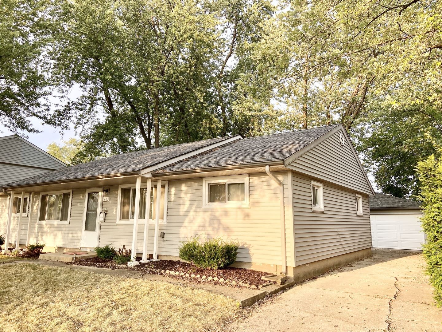 Photo of 703 Rogers Road, Romeoville, IL 60446 (MLS # 10842258)
