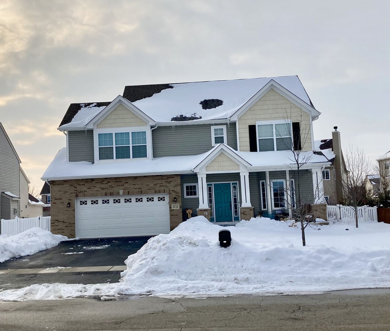 Photo of 1713 Red Maple Drive, Plainfield, IL 60586 (MLS # 10999259)