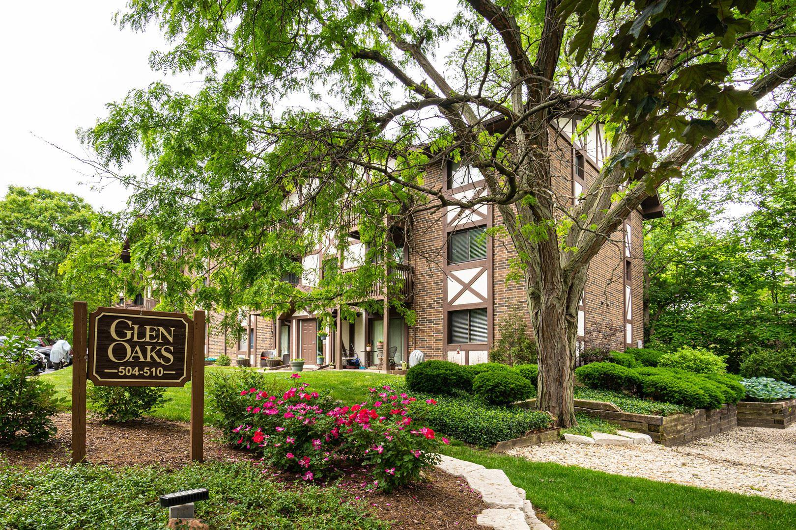 510 Taylor Avenue #E, Glen Ellyn, IL 60137 - #: 11116259