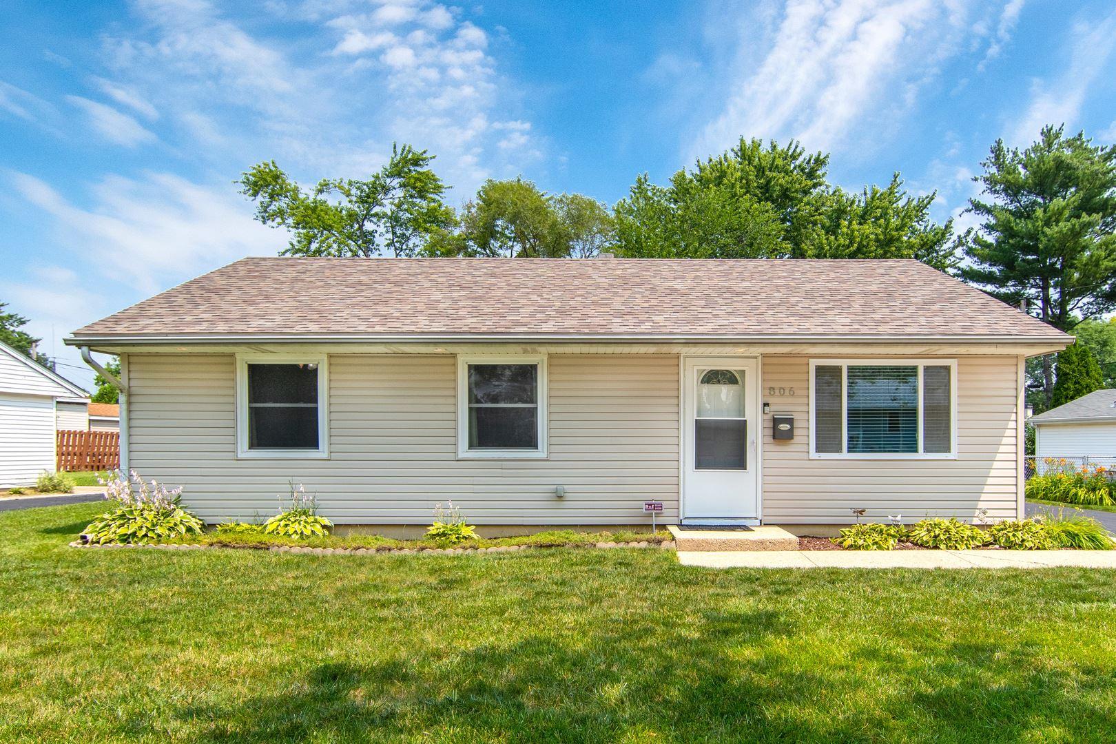Photo of 806 Cypress Lane, Joliet, IL 60435 (MLS # 11165260)