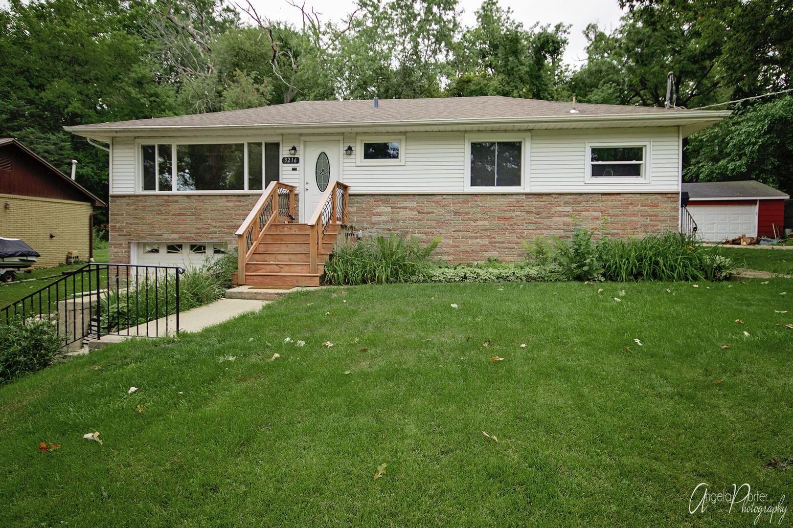 3216 E Lake Shore Drive, Wonder Lake, IL 60097 - #: 10493261