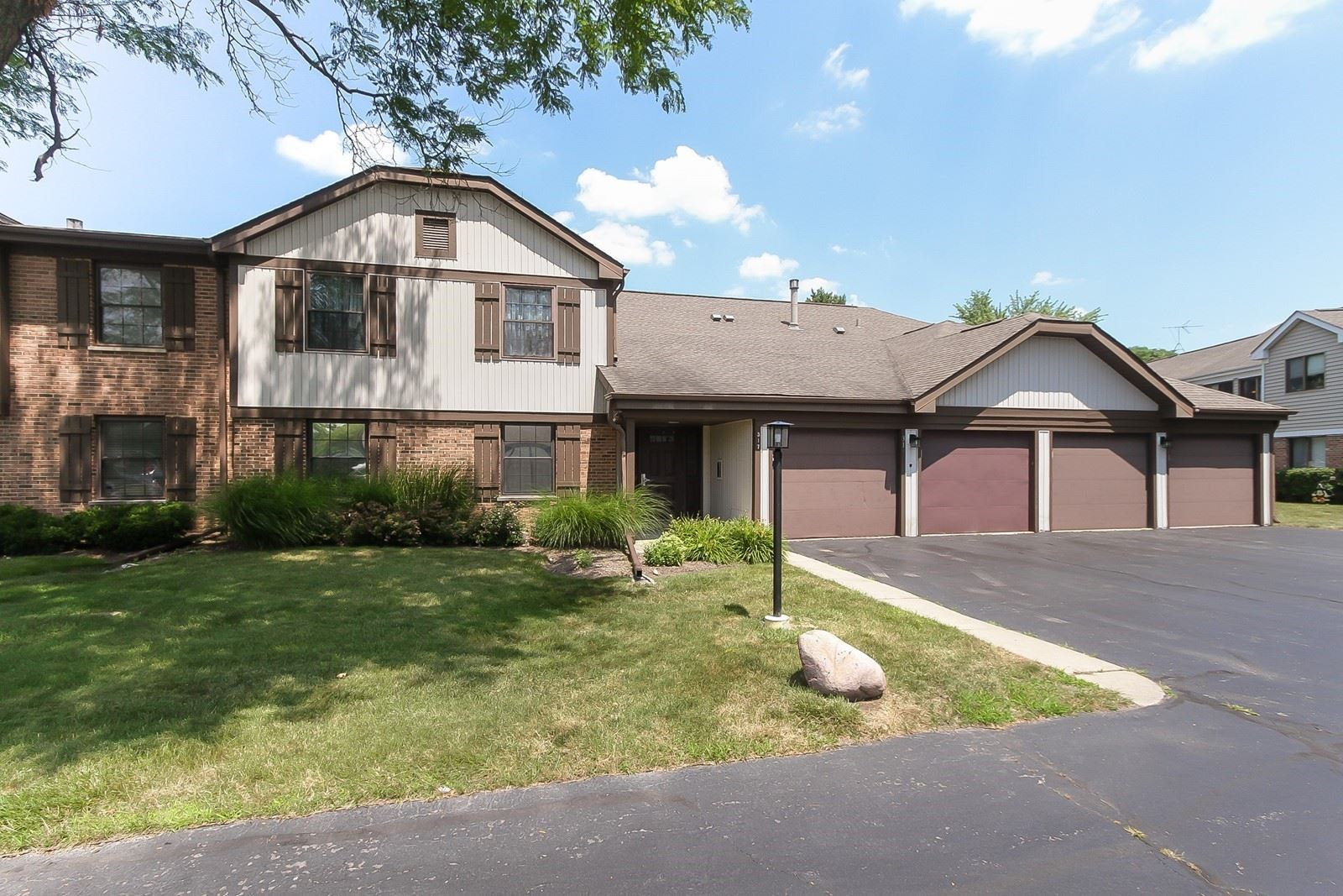 317 Oak Meadow Court #C1, Schaumburg, IL 60193 - #: 10773262