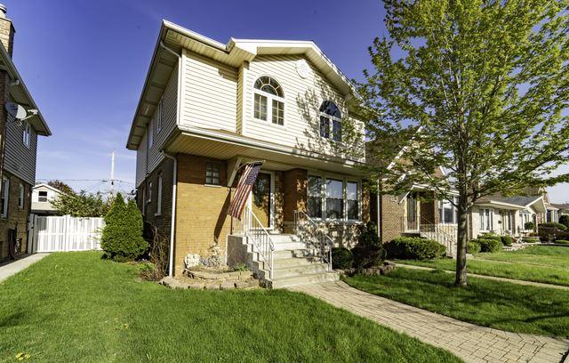 5615 S MERRIMAC Avenue, Chicago, IL 60638 - #: 10725263