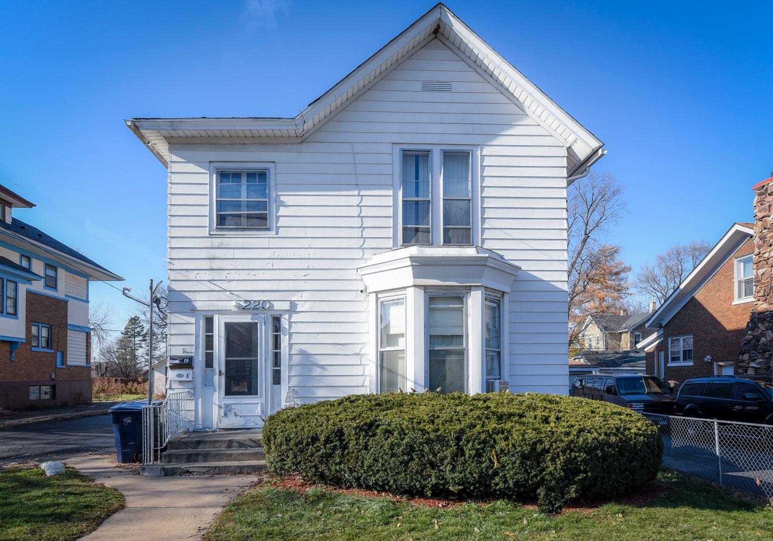 218 N Gifford Street, Elgin, IL 60120 - #: 10944263