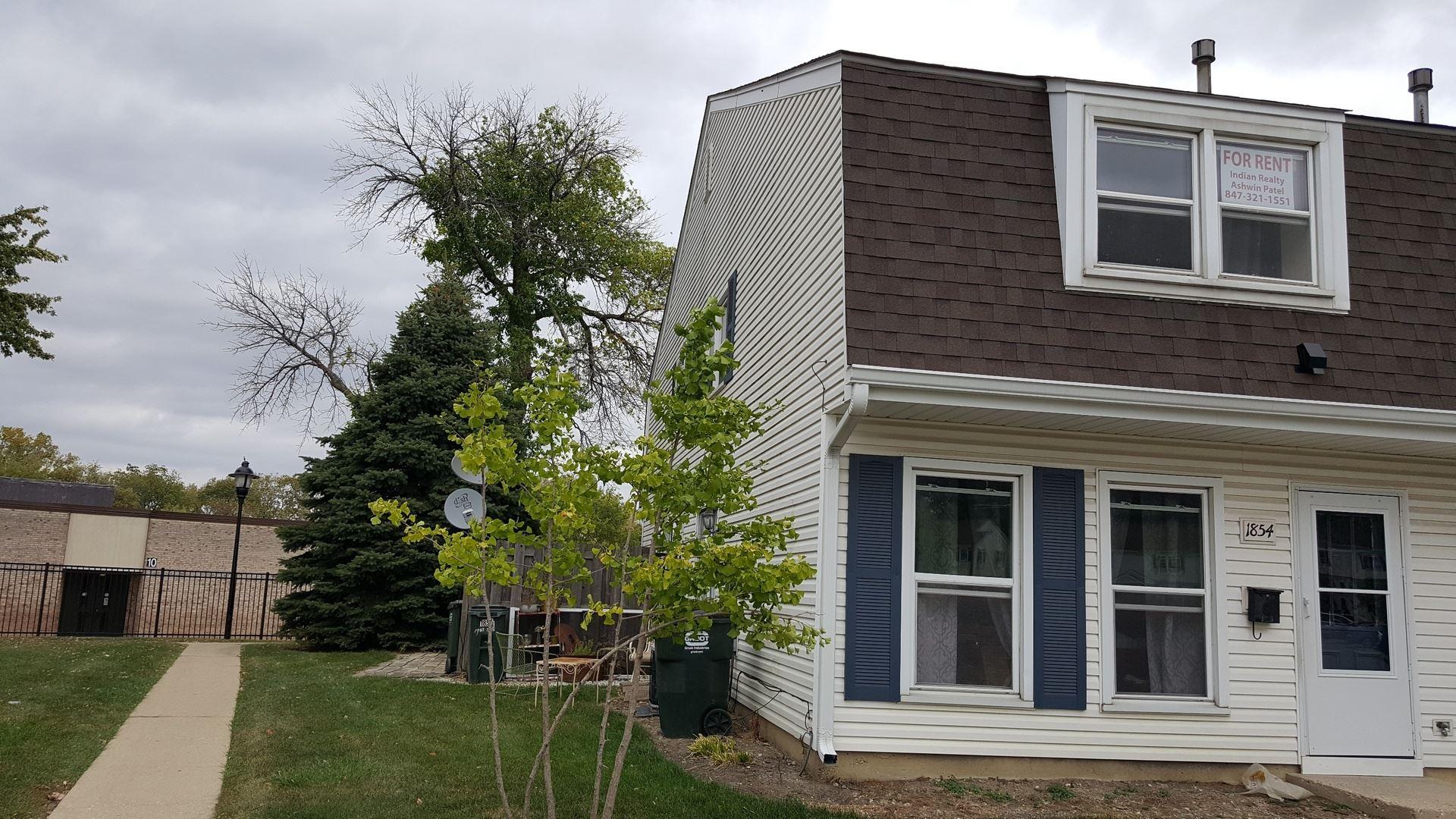 1854 Jamestown Circle #0, Hoffman Estates, IL 60169 - #: 10714264