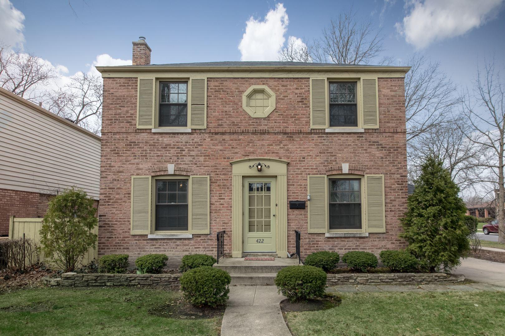 422 S Western Avenue, Park Ridge, IL 60068 - #: 10728265