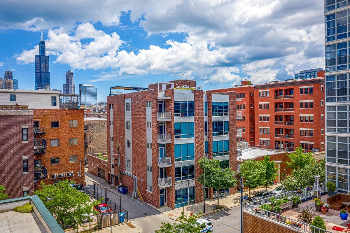 15 S Racine Avenue #4S, Chicago, IL 60607 - #: 10750265